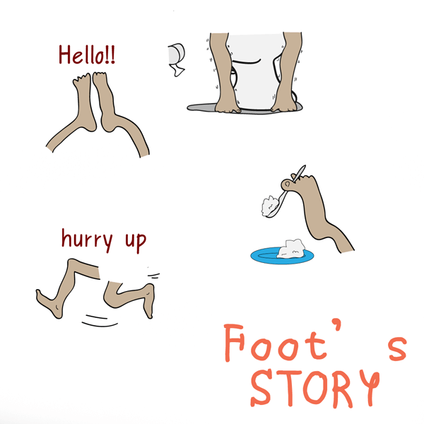 foot's story
